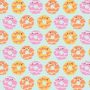 Kawaii Party Rings Biscuits