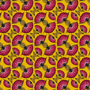African Art Cloth - Small Scale