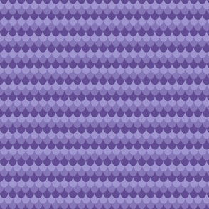 Tiny purple scales pattern