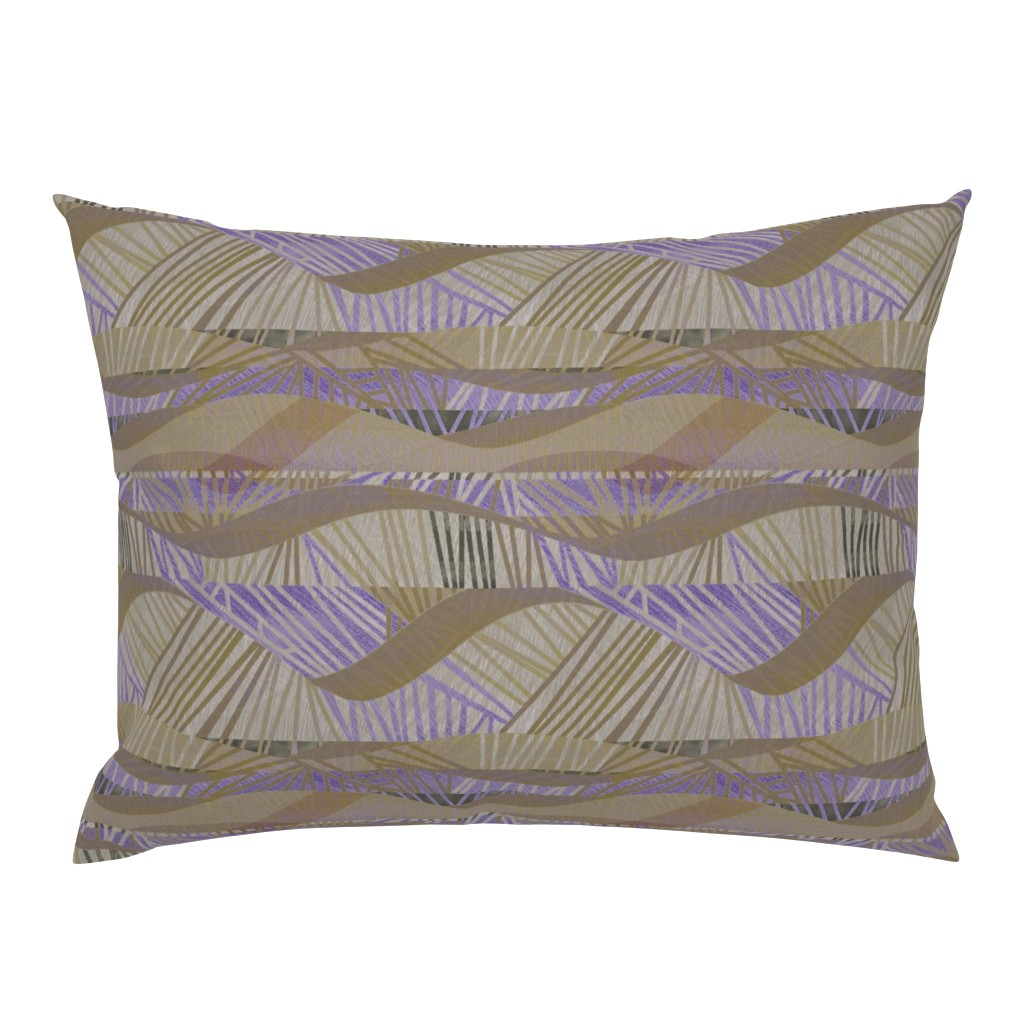 Campine Pillow Sham featuring seventies liturgical architecture by wren_leyland