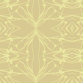 Dandelions (Yellow on Sand)