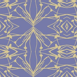 Hawkweed (Sand on Blue-violet)