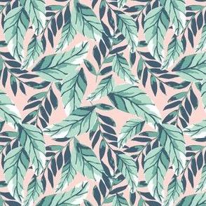 IBD Floral tropic foilage A