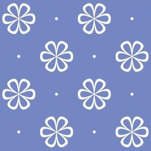Infinity Flower Mauve
