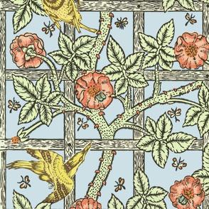 William Morris ~ Trellis ~ Large