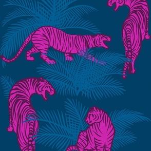 Jungle Tigers bright