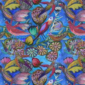 Wild Birds, by Susanne Mason