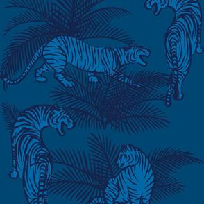 Jungle Tigers blues