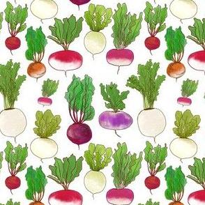 Beets  Turnips  Rutabagas