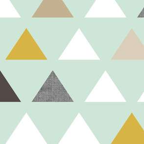 mod triangles larger scale wallpaper