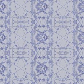 Tic-Tac-Toe (Lavender & Purple)