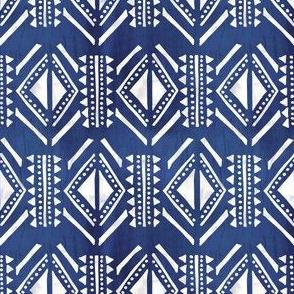 kahala pattern Indigo