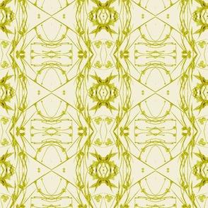 Tic-Tac-Toe (Yellow- green)