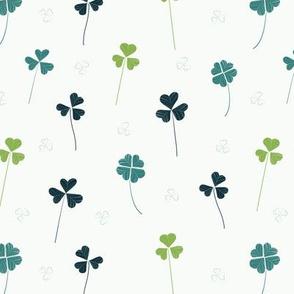Good luck clovers