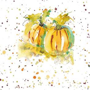 Pumpkin Patch 18x21