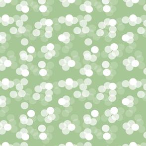 Sparkles Nile green