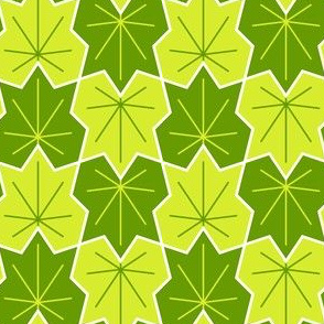 00748149 : maple leaf 2 : spring summer