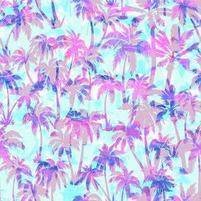 Maui Palm 2 Pastel