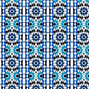 oriental mosaic batik blue-mediterranean Blue-xxl-ch-ch