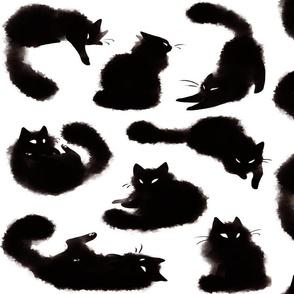 watercolorcats