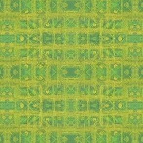 Yellow-green Weave