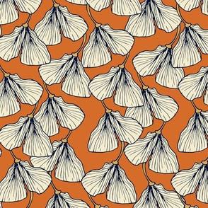 Orange Gingko