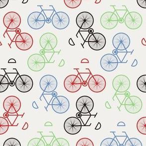 07487158 : cycling - helmet tumble