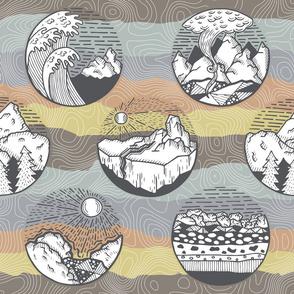 Elements of Erosion