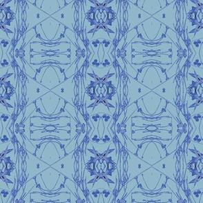 Tic-Tac-Toe (Blue)
