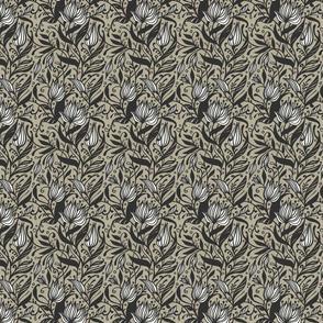 art flower pattern