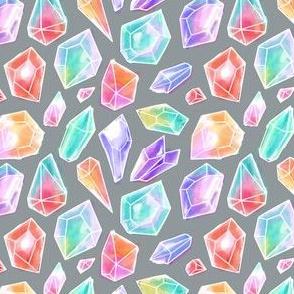 Gems of Geology / Grey