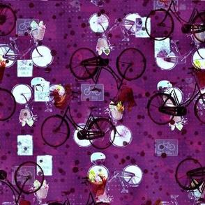 Dark Violet Cycles