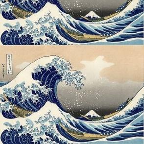 """8"""" The Great Wave off Kanagawa"""
