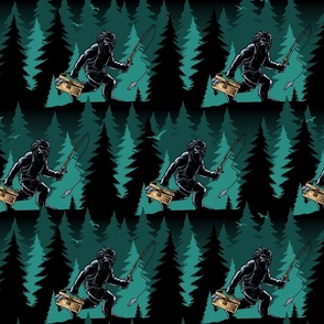 Where have all the Bigfoot gone