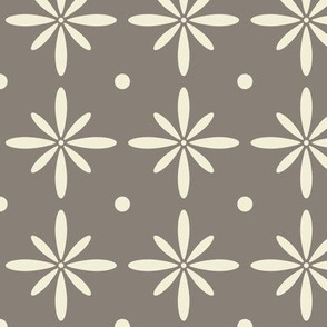 Farmhouse Flourish Taupe (Heartland)