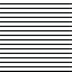 Black and White Stripes - Anaheim