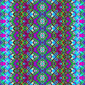 Multi-Stripe Weave