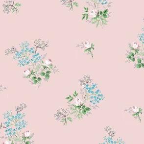 Vintage Bloom Pink
