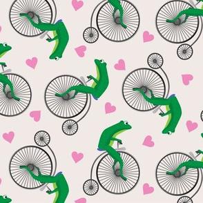 bike frogs