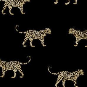 Leopard - Black