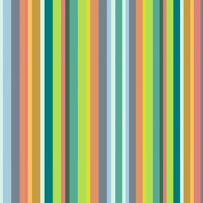 Mountain stripes - summer