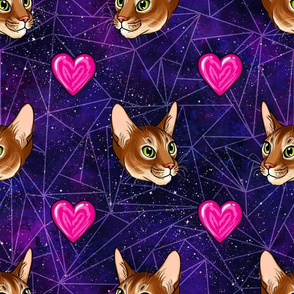 Nebulicious: Abyssinian Love edition