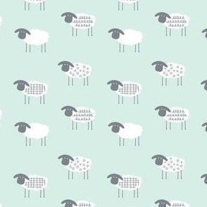 Tiny Sheep | Mint