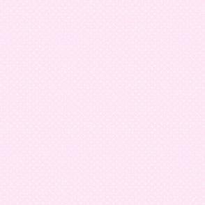 Sugar polka dots on pastel pink