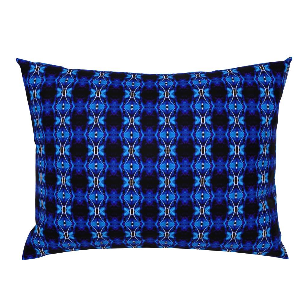 Campine Pillow Sham featuring KRLGFabricPattern_78D2 by karenspix