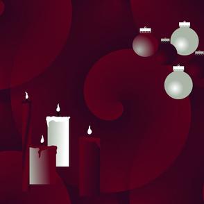 Christmas Candlelight by Shari Lynn's Stitches