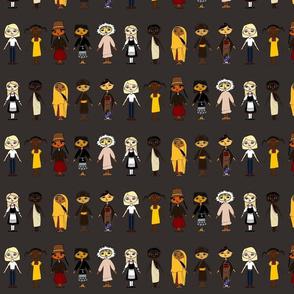 Multicultural_Children_Row_Black_background_4