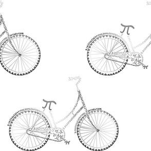 "greyscale pi-cycle (12"")"