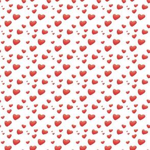 Floating Hearts, Heart Balloons