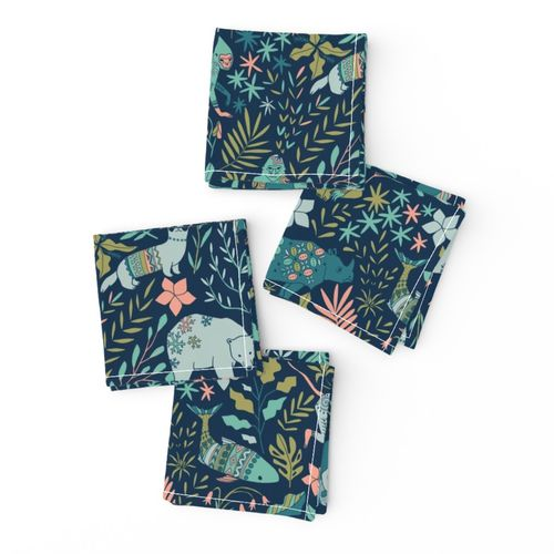 a5dccdcf76ef Shop Cloth Cocktail Napkins | Roostery Home Decor Products